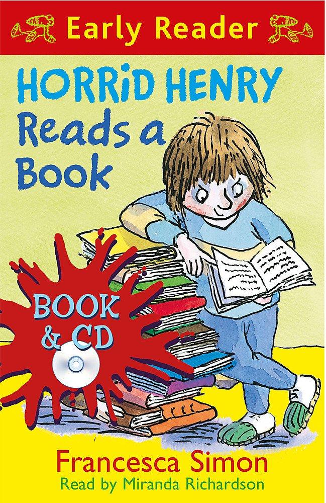 Horrid Henry Reads a Book PDF