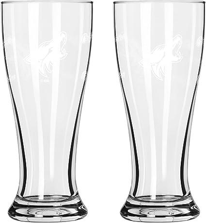 Boelter Brands NCAA Indiana Hoosiers Mini Pilsner 2-Pack 2.5-ounce
