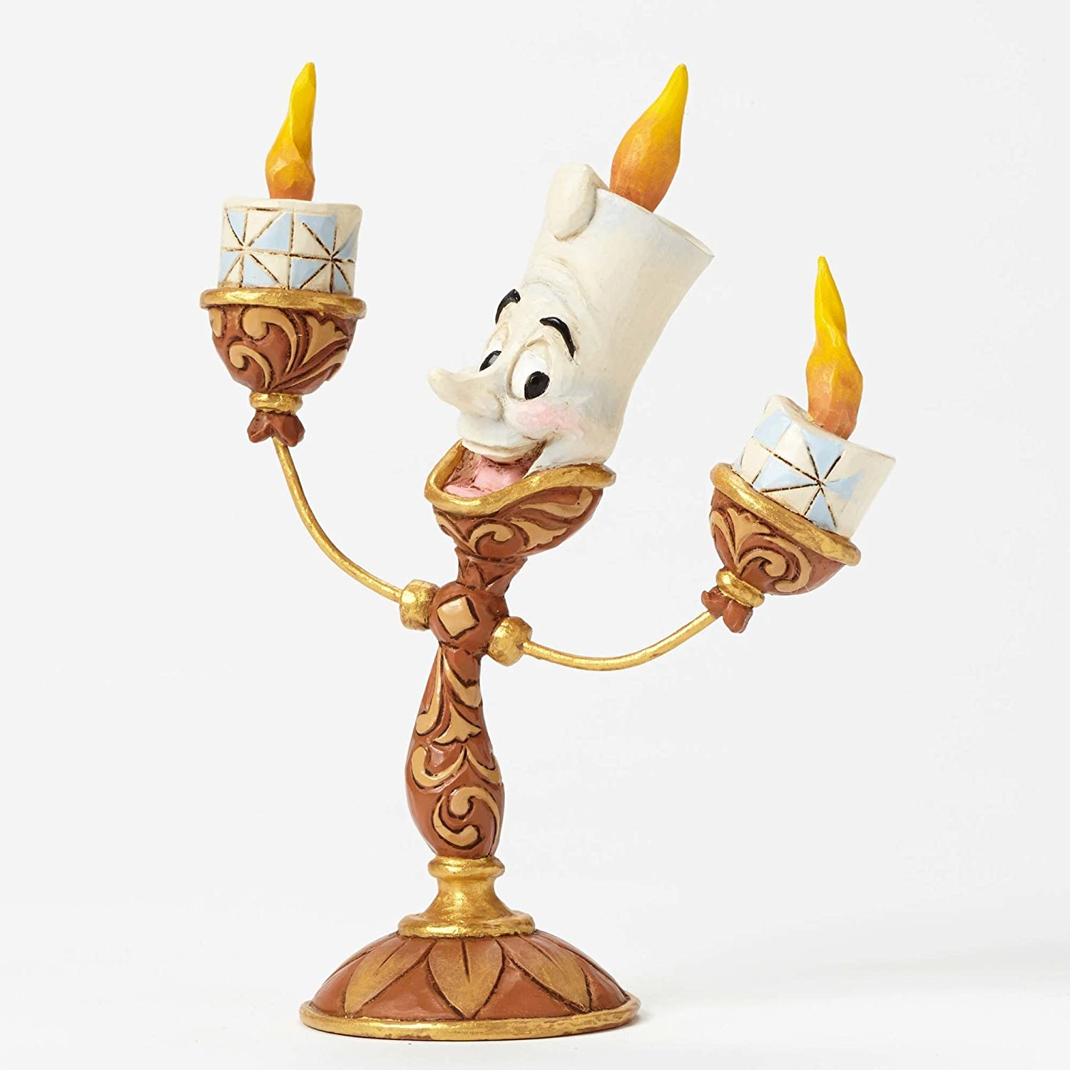 Disney Traditions by Jim Shore 4049620 DSTRA Lumiere Figurine