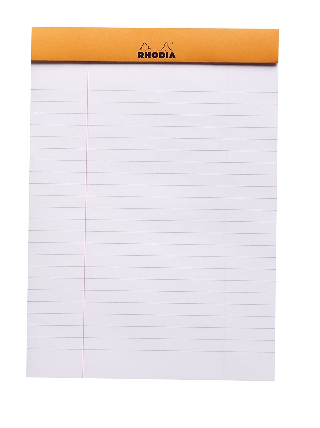 amazon com rhodia classic french paper pads ruled with margin 6
