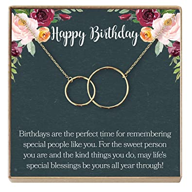 Dear Ava Birthday Gifts For Teen Girls Present Teenager Necklace Preteen