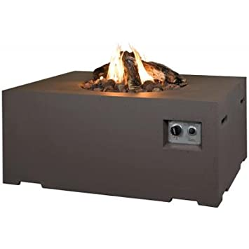 Angolo Shower Cubicle Shower Gartenfeuer Gas Fire Brown Amazon