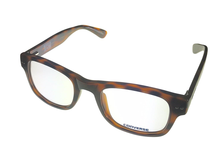 837d97e6ee2f Amazon.com: CONVERSE Eyeglasses Q036 Tortoise 50MM: Clothing