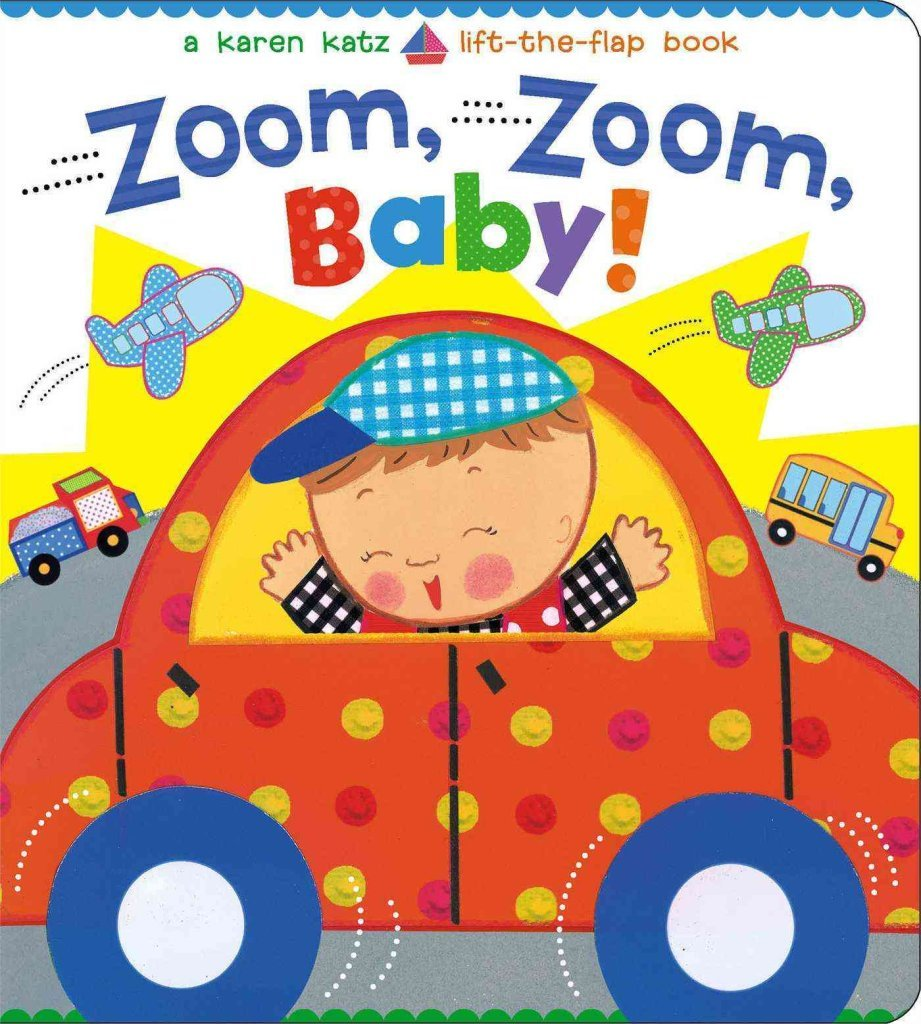 Download [Zoom, Zoom, Baby!] (By: Karen Katz) [published: July, 2014] PDF