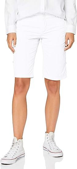 S Oliver Regular Fit Coloured Bermuda Short Femmes 05.006.72.7192 NEUF