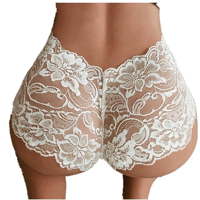 Ropa Interior Mujer, ❤ Modaworld Chica Mujer Sexy Cintura Alta Tanga Bragas Pantie Correa