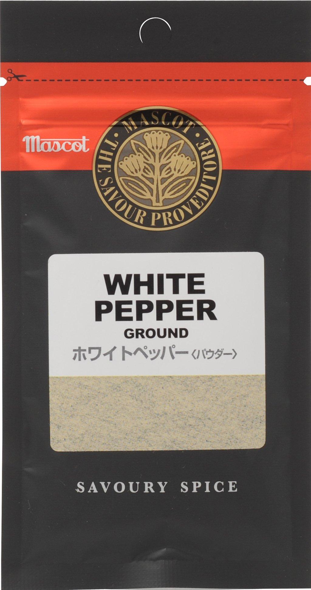 Mascot bag input white pepper & lt; Powder & gt; 18g