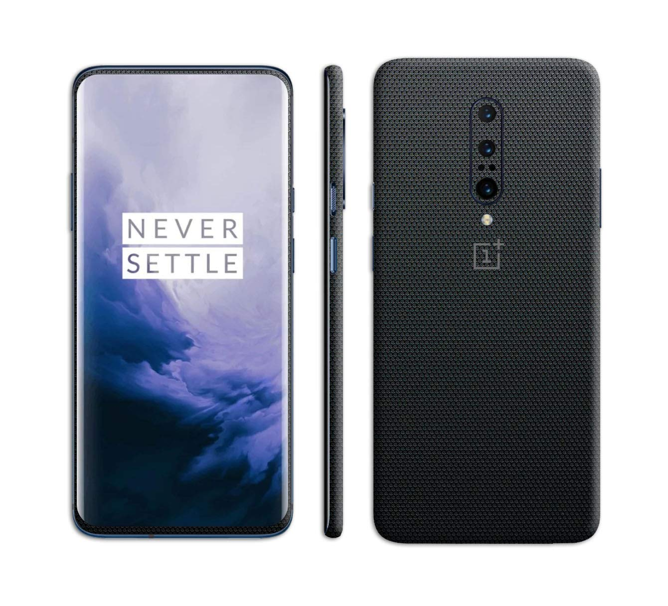 Dbrand Dot Matrix 3m Skin For Oneplus 7 Pro Front Back Amazon In Home Kitchen