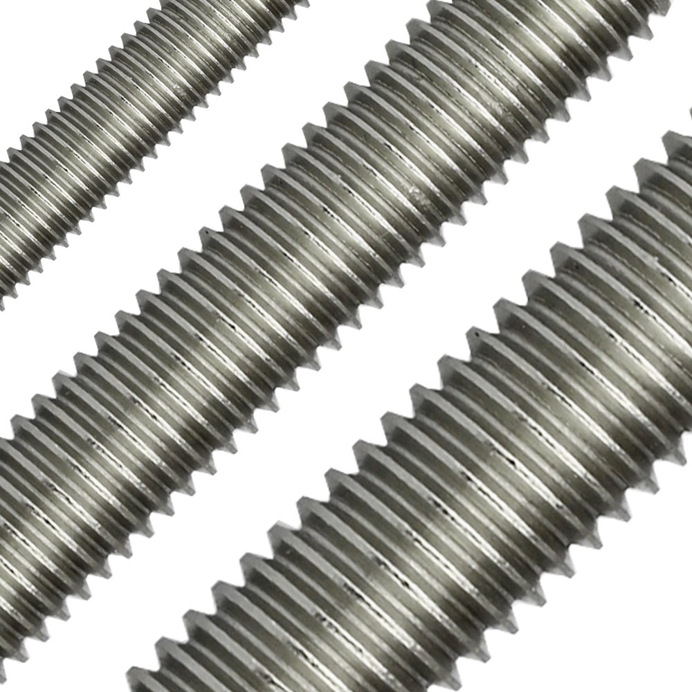 1  Threaded Rod M2  to M36  –   1000  mm DIN 975  A2  Stainless Steel D´s Items