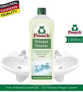 Frosch Vinegar Toilet Bowl Cleaner - 750 ml (Vinegar