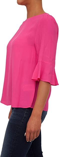 Blusa Orange Fucsia XL Rosa: Amazon.es: Zapatos y complementos