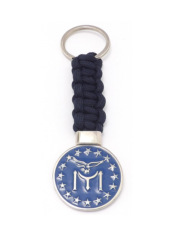 Key ring Key chain Ertugrul G/ökt/ürk Blue Talisman