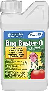 Monterey Lawn and Garden LTG6398 Bug Buster-O Spray, 8-Ounce,White