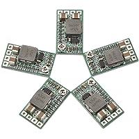 Droking Regulador 5v, 5pcs Mini Reductor de Voltaje