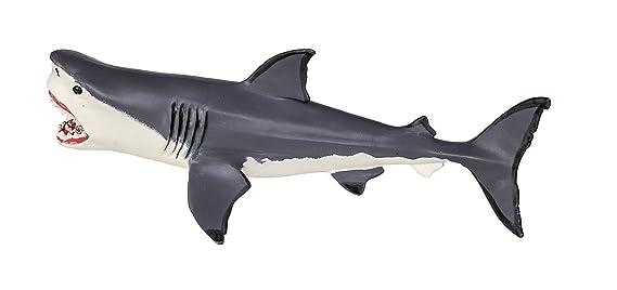 Animals & Nature Megalodon Prehistoric Shark Toy Model Diecast Model Desk Decor Home Discounts Sale