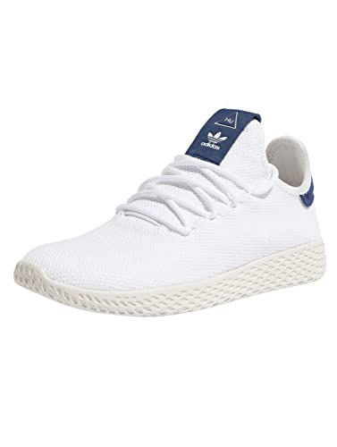 adidas Damen Pharrell Williams Tennis HU Weiß Textil/Synthetik ...
