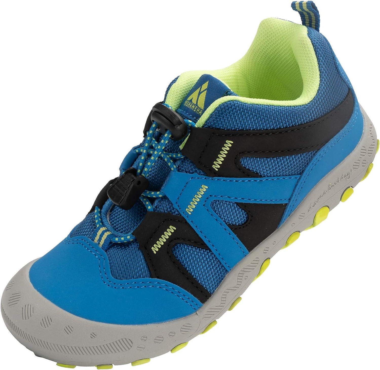 Scarpe da Escursionismo per Bambini e Ragazzi Antiscivolo Scarponi da Trekking Bambina Leggero Casual 25-35
