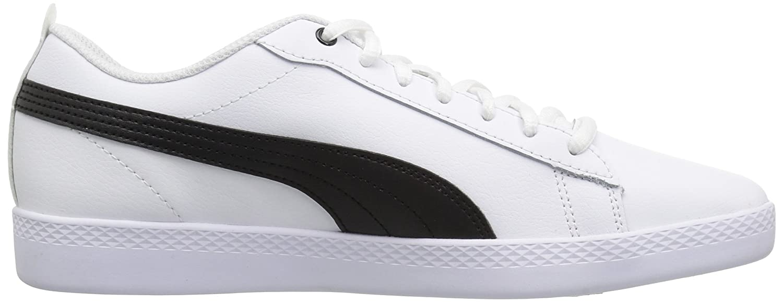 Puma Damen Smash V2 V2 V2 L Schuhe Puma Weiß/Puma schwarz 016841