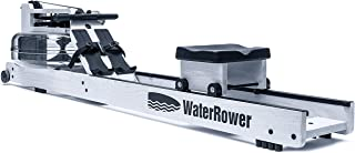 product image for WaterRower Blanc Rowing Machine with S4 Monitor