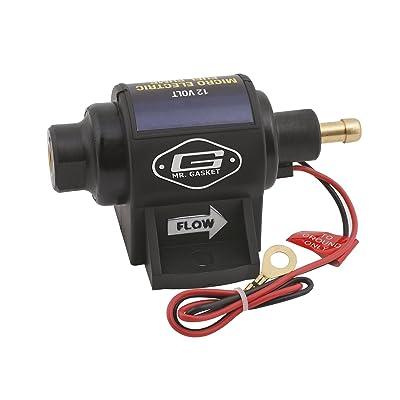 Mr. Gasket 12S Micro Electric Fuel Pump: Automotive