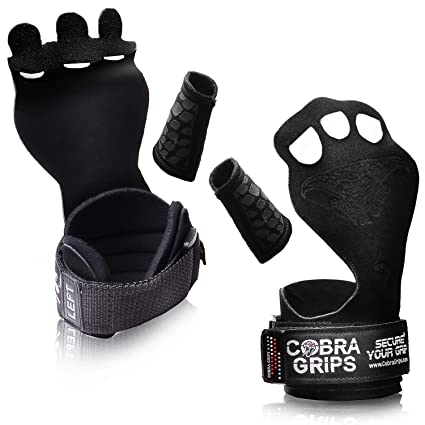 Cross Training Grips Best Gymnastics Grips Keep Your Hands Free from Blisters & Callouses Pullups Weight