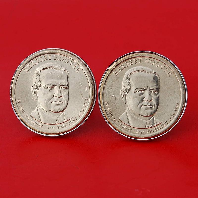 Gem//BU 2014-D Herbert Hoover 31st President 1929-1933 Denver Mint