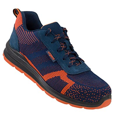 Arbeitsschuhe Sicherheitsschuhe Schuhe Stahlkappe URGENT 232 S1 Orange Dunkelblau TOP NEUHEIT (46 EU) dbDMn7fND3