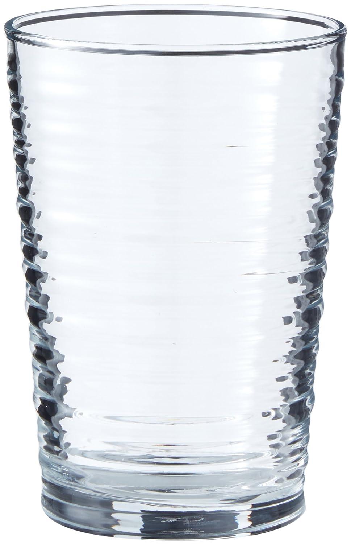 Pasabahce 62511 Aida vidrio del t/é 14cl sin orejuela 6 vidrio