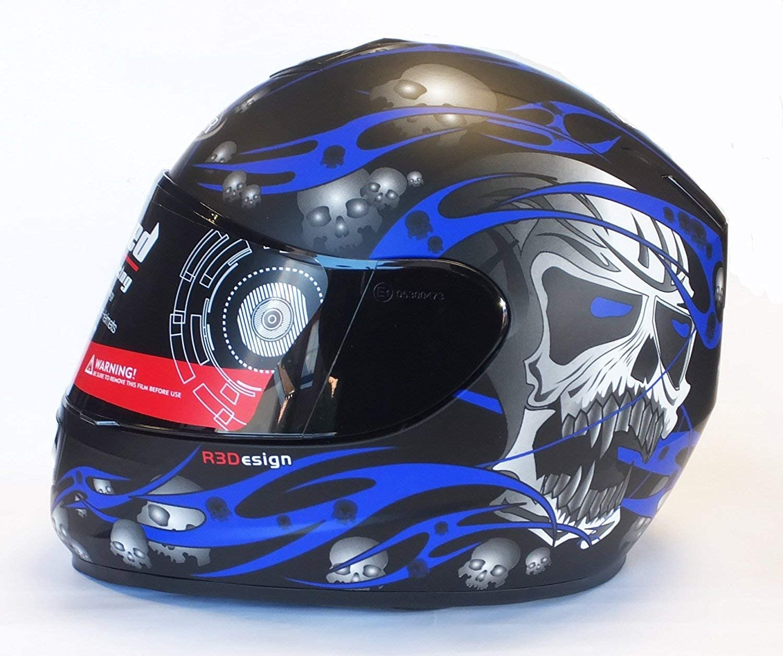 Casco de moto Viper RS-V8,/est/éreo Prime