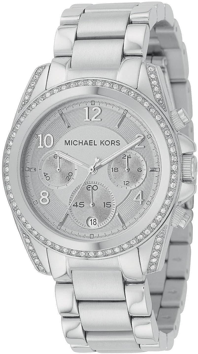 Michael Kors Mini Blair MK5165 - Reloj cronógrafo para Mujer