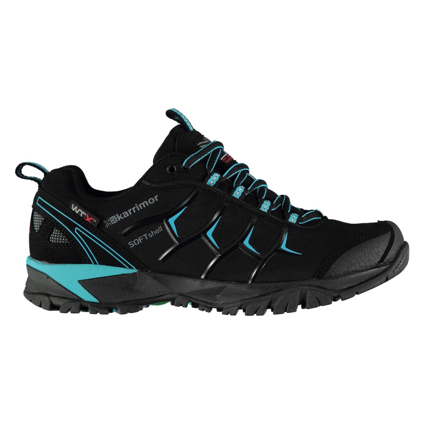 Karrimor Mujer Surge Soft Shell Wtx Zapatillas Impermeable