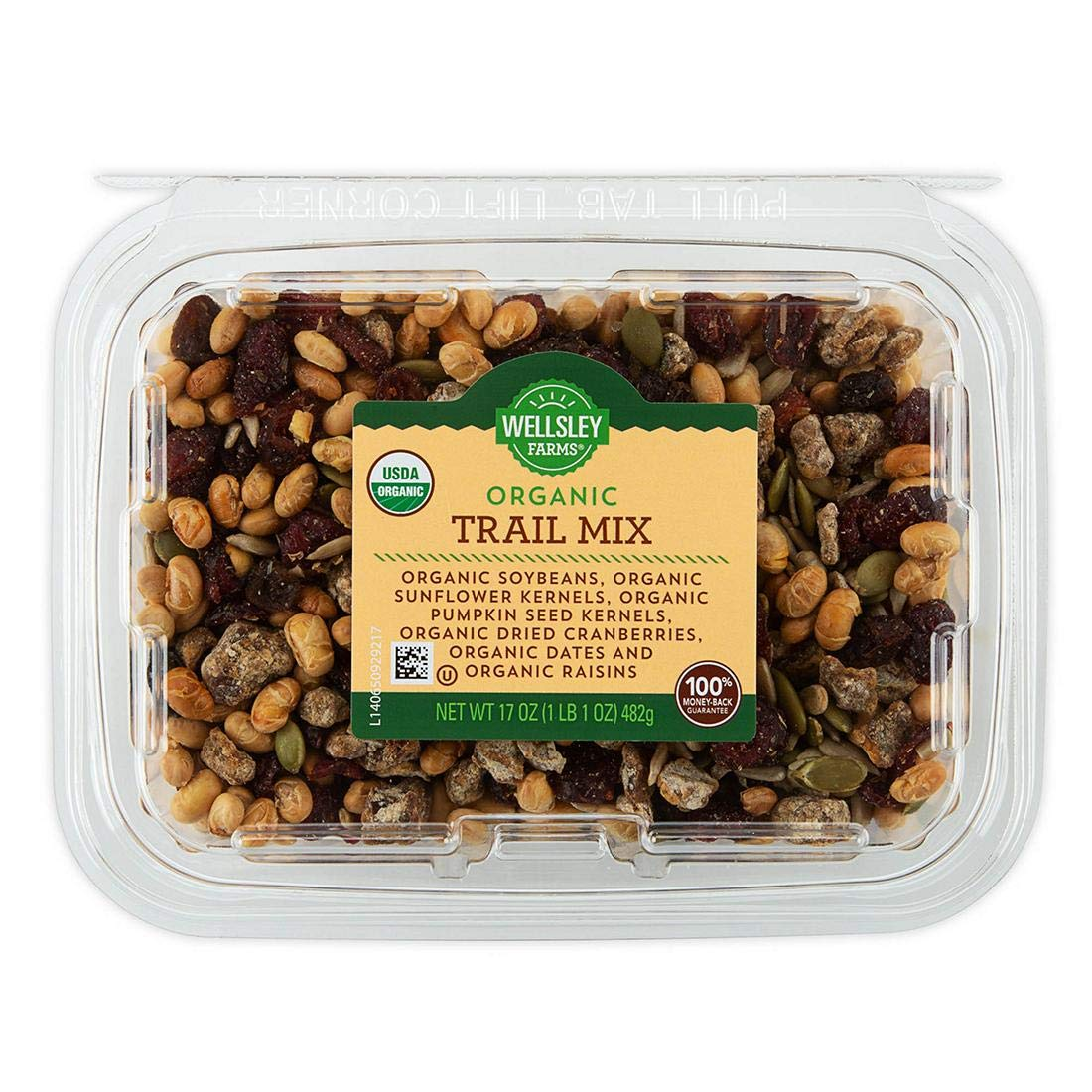 Organic Trail Mix, 17 oz.