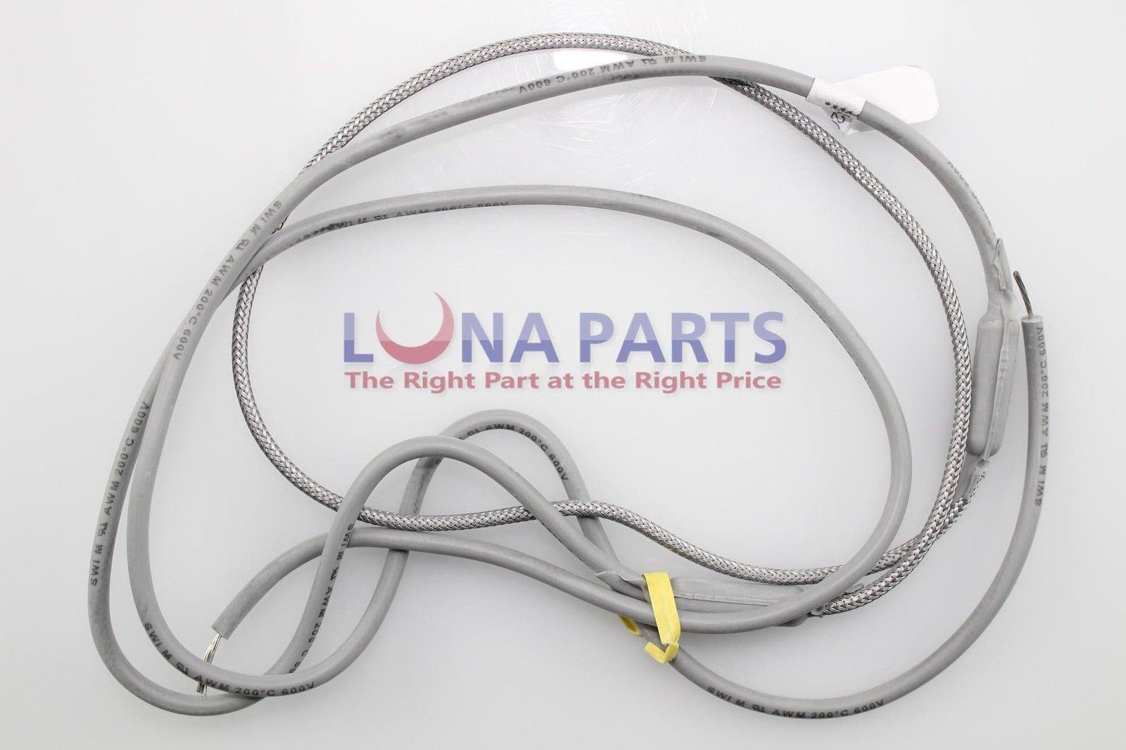 (RB)Drain Heater Aluminum Flexible Braided 18'' 115 Volts 15 WATTS SH201