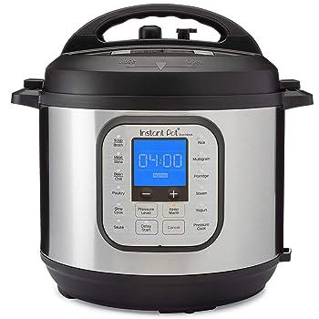 Instant Pot Duo Electric Pressure Cooker Nova 7-in-1