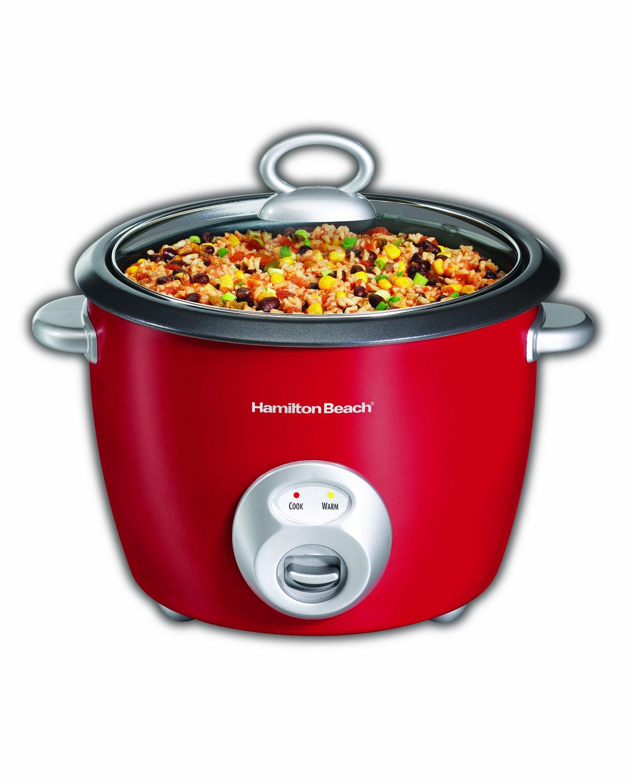 Hamilton Beach Ensemble 20 Cup Capacity Rice Cooker 37538H