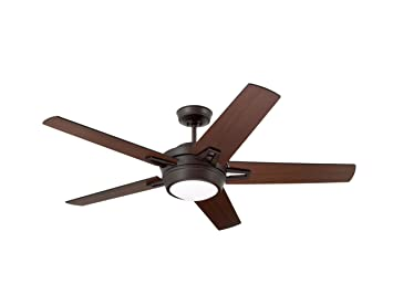 emerson ceiling fans cf4900orb southtowne modern ceiling fan with light and wall control 54