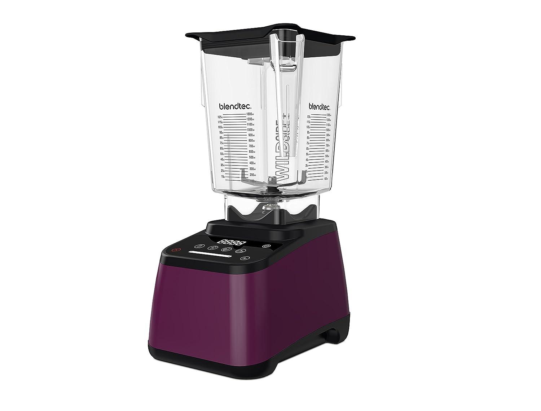 Blendtec Designer 625 Blender - WildSide+ Jar (90 oz) - Professional-Grade Power - 4 Pre-Programmed Cycles - 6-Speeds - Sleek and Slim - Orchid