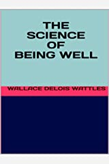 The science of being well Kindle Edition