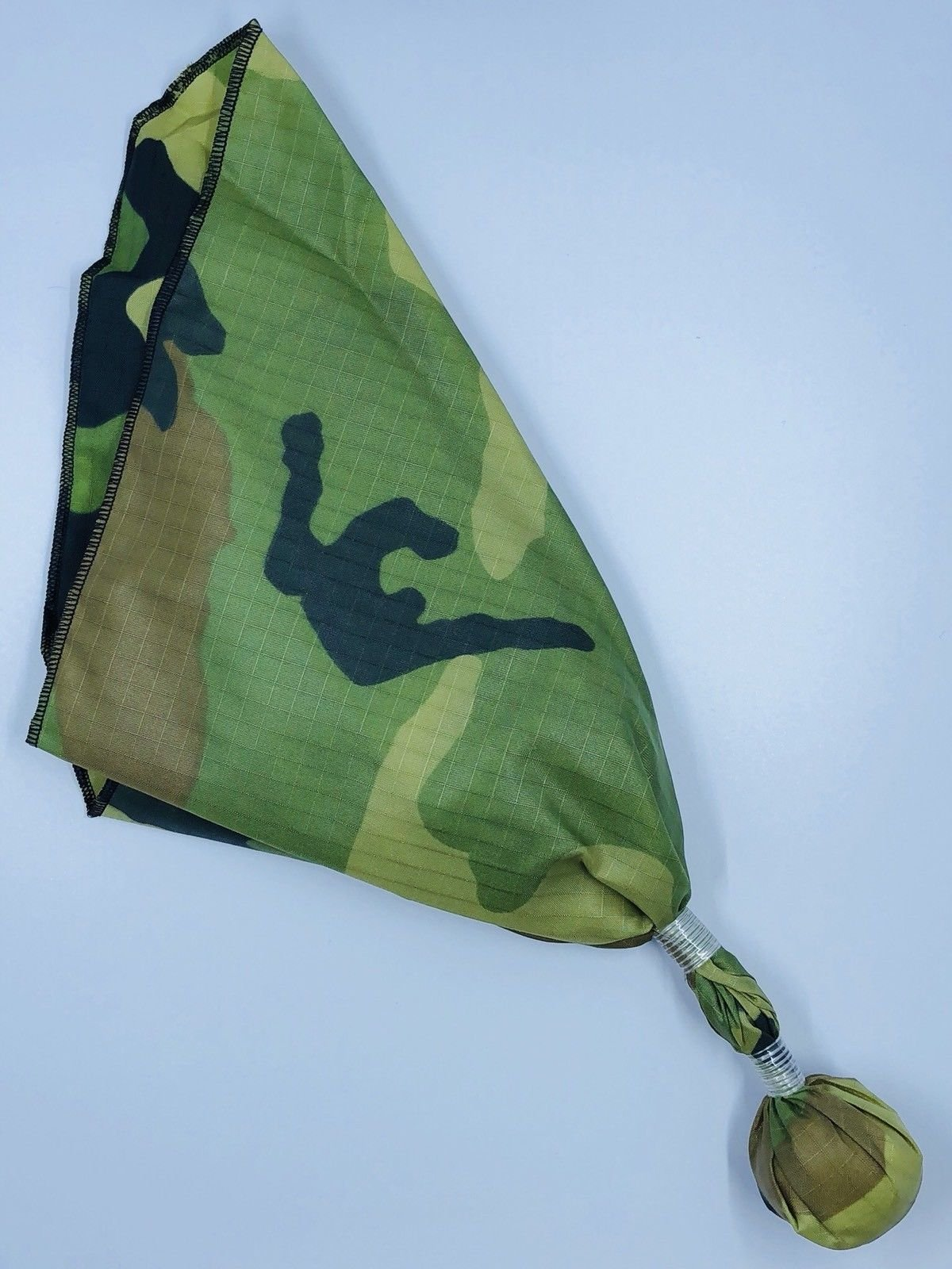 PROFESSIONAL NFL Football Penalty Flag Camo 16'' Double Band Waterproof Camo Ball Ribstop Nylon Flags N' Bags MADE IN USA Patent High School College Lacrosse Official Referee Camouflage