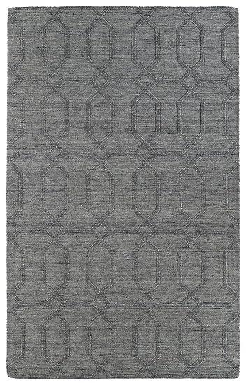 kaleen rugs imprints modern handtufted area rug grey