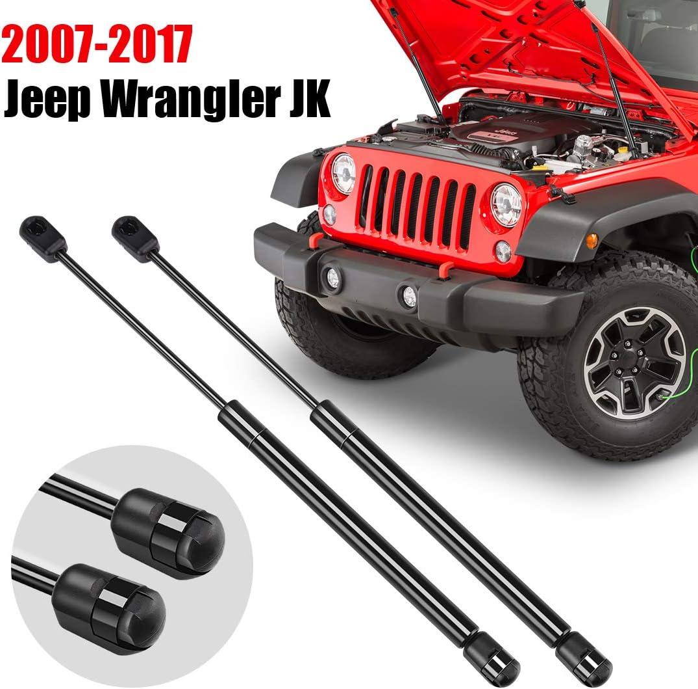 2 Front Suspension Stabilizer Sway Bar End Link Fits for 2007-2015 Jeep Wrangler