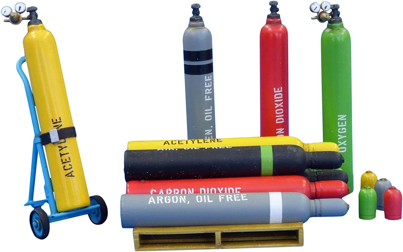 /Accesorios de construcci/ón U.S Pressure Bottles de Modern Plus-Model 478/