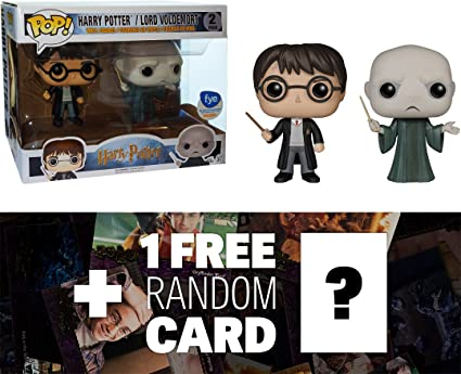 Amazon.com: Harry Potter & Lord Voldemort (f.y.e exclusiva ...