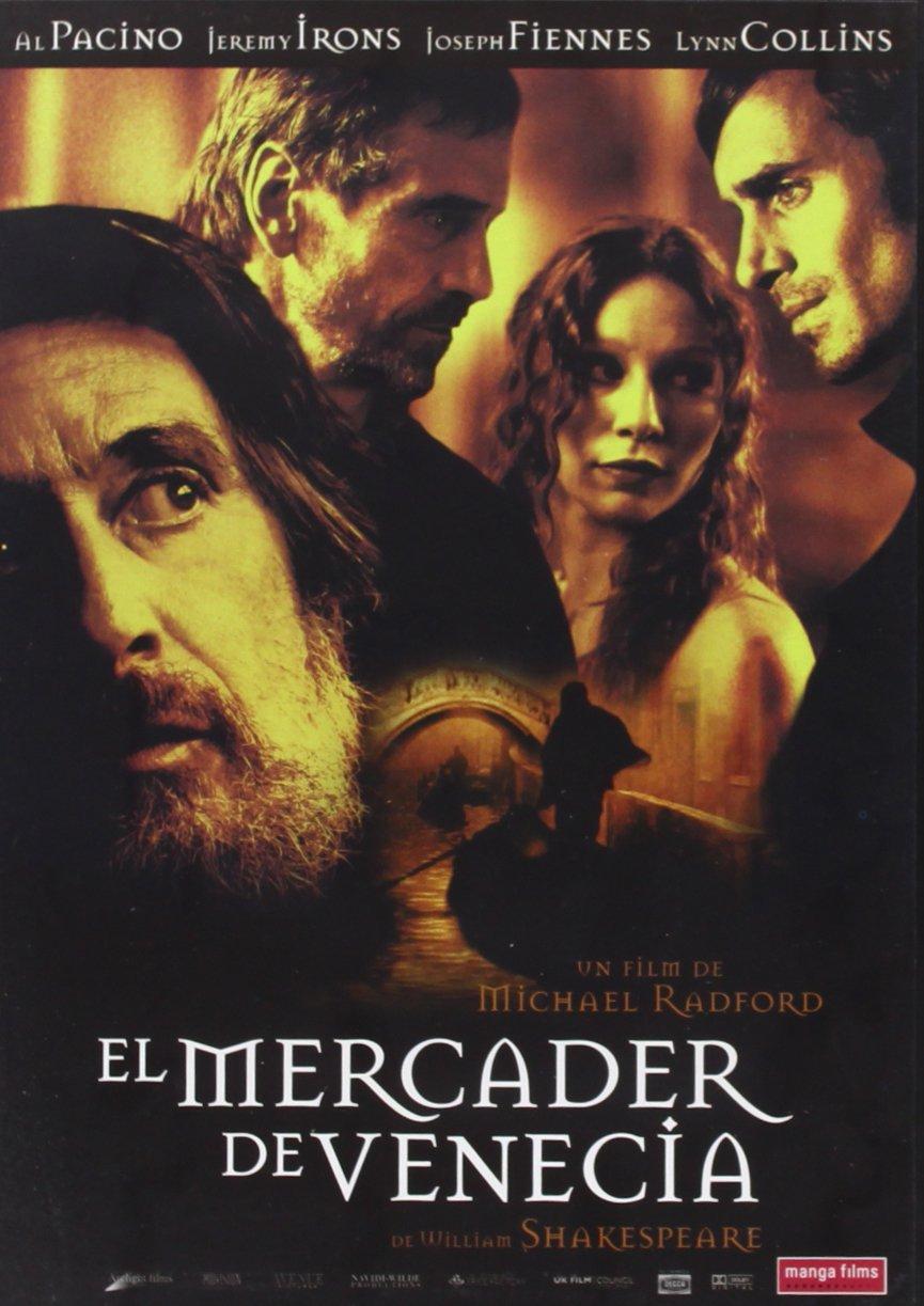 El mercader de Venecia [DVD]