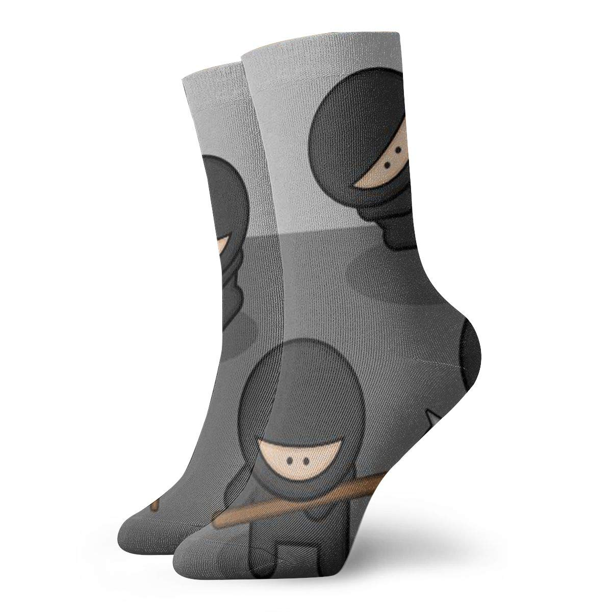 Amazon.com: Unisex Cute Funny Casual Cotton Crew 3D Print ...