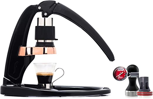 Amazon.com: Flair Signature - Cafetera espresso, Negro ...