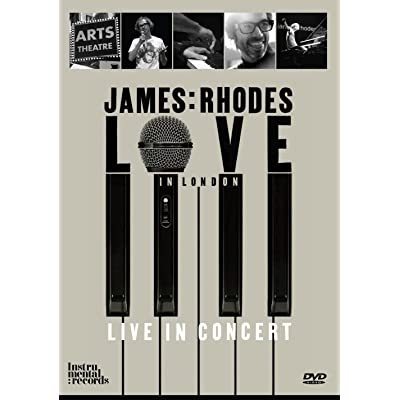 James Rhodes: Love in London - Live in Concert [DVD-AUDIO]