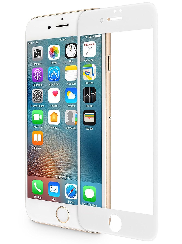 Tanque wiiuka Cristal Protect 3d Apple iPhone 8 protege la ...