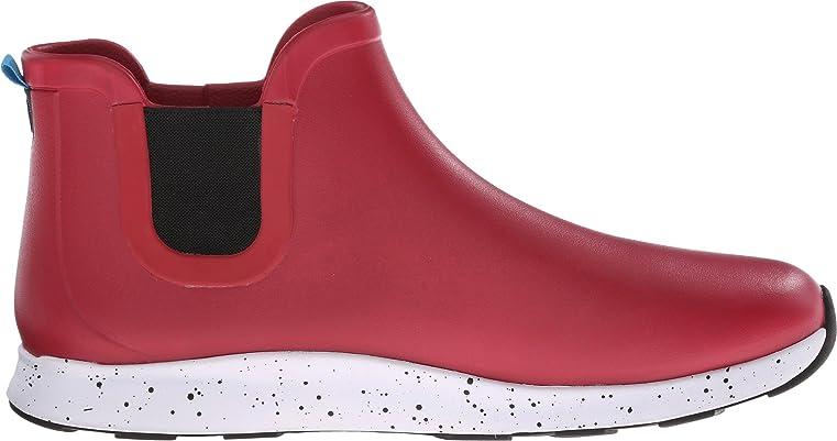 Native - Zapatillas de Material Sintético Para Hombre Rojo Rojo Rojo Size: US 10 stzY9MgU3