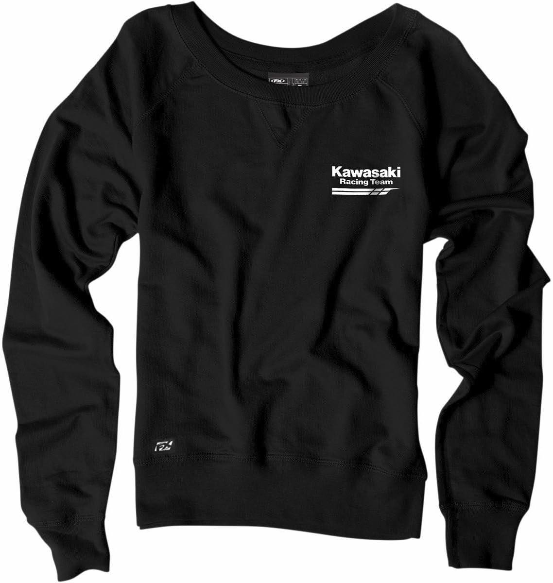 Charcoal, Medium Factory Effex 16-88420  Suzuki S Bar T-Shirt